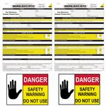 Personalised Warning/Advice Notice Pack